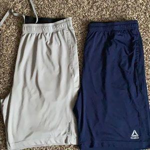 Men's Reebox short bundle